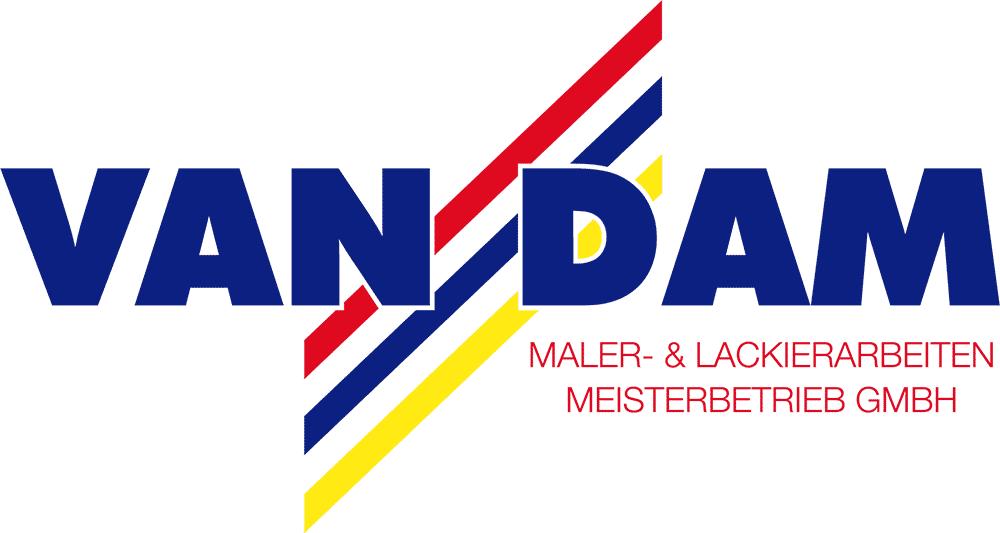 Malermeisterbetrieb van Dam Logo